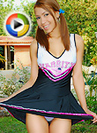 Tania Spice Our Favorite Cheerleader